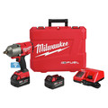 Milwaukee 2863-22 M18 FUEL with ONEKEY High Torque Impact Wrench 1/2 in. Friction Ring Kit