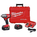 Milwaukee 2852-22 M18 FUEL 3/8 in. Mid-Torque Impact Wrench with Friction Ring - 5.0 Kit