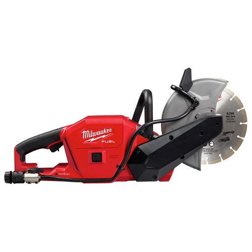Milwaukee 2786-22HD M18 FUEL Lithium-Ion 9 in. Cut-Off Saw Kit with ONE-KEY (12 Ah) image number 3