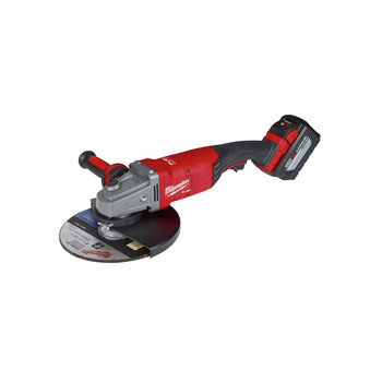 Milwaukee 2785-21HD M18 FUEL 7 in. / 9 in. Large Angle Grinder Kit image number 3