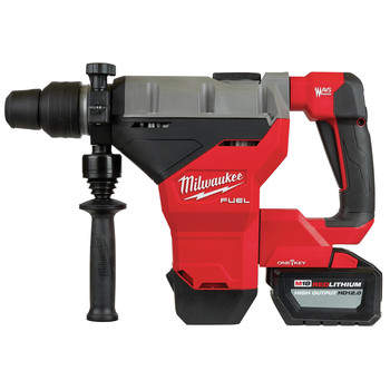 Milwaukee 2718-21HD M18 FUEL 1-3/4 in. SDS MAX Rotary Hammer with ONE KEY and 12 Ah Battery image number 1