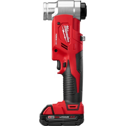 Milwaukee 2677-20 M18 Force Logic Cordless Lithium-Ion 6T Knockout Tool Kit image number 2