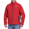 Milwaukee 202R-20XL M12 12V Li-Ion Heated ToughShell Jacket (Jacket Only) - XL image number 6