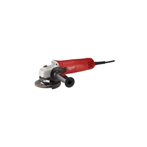 Factory Reconditioned Milwaukee 6140-830 4-1/2 in. 7.5 Amp Paddle Switch Small Angle Grinder with Lock-On Button image number 0