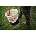 Milwaukee 48-22-8270 Canvas Utility Bucket image number 2