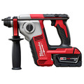 Milwaukee 2612-22 M18 Lithium-Ion 5/8 in. SDS-Plus Rotary Hammer Kit