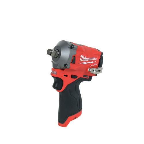 Milwaukee 2555-20 M12 FUEL Stubby 1/2 in. Impact Wrench with Friction Ring (Tool Only)