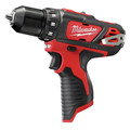 Milwaukee 2498-25 M12 Cordless Lithium-Ion 5-Tool Combo Kit image number 2