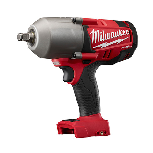 Factory Reconditioned Milwaukee 2763-80 M18 FUEL Lithium-Ion 1/2 in. High Torque Impact Wrench with Friction Ring (Tool Only)