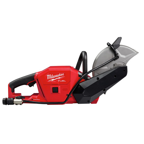 Milwaukee 2786-22HD M18 FUEL Lithium-Ion 9 in. Cut-Off Saw Kit with ONE-KEY (12 Ah) image number 10