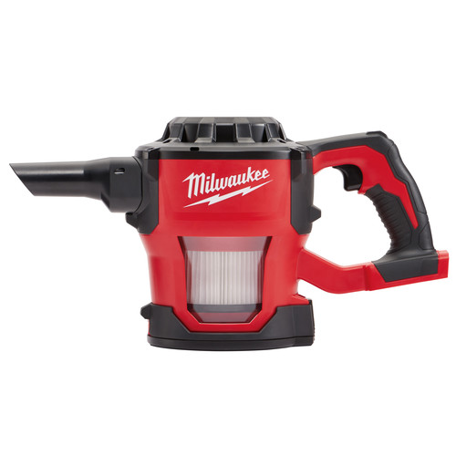 Factory Reconditioned Milwaukee 0882-80 M18 18V Cordless Lithium-Ion Compact Vacuum
