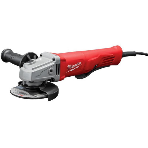 Milwaukee 6141-30 4-1/2 in. Small Angle Grinder Lock-On N/E image number 1
