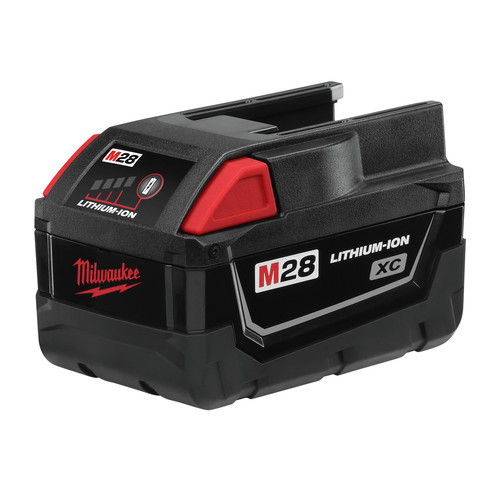 Milwaukee 0726-22 M28 Lithium-Ion 1/2 in. Cordless Hammer Drill Kit (3 Ah) image number 3