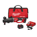 Milwaukee 2711-22 M18 FUEL SUPER HAWG Lithium-Ion 1/2 in. Cordless Right Angle Drill with QUIK-LOK Kit (5 Ah)