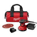 Milwaukee 6034-21 5 in. Random Orbit Palm Sander With Dust Bag