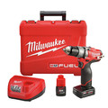Milwaukee 2404-22 M12 FUEL Lithium-Ion 1/2 in. Hammer Drill Driver
