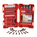 Milwaukee 48-32-4025 52 Pc Shockwave Electrician's Drill and Drive Set