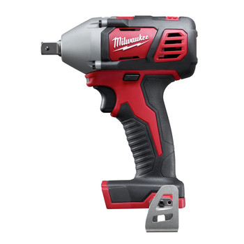 Milwaukee 2659-20 M18 Lithium-Ion 1/2 in. Impact Wrench with Pin Detent (Tool Only) image number 0