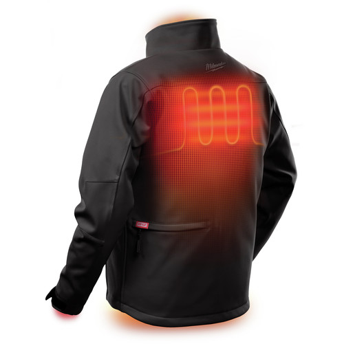 Milwaukee 202B-203X M12 12V Li-Ion Heated ToughShell Jacket (Jacket Only) image number 5