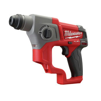 Factory Reconditioned Milwaukee 2416-80 M12 FUEL Cordless Lithium-Ion 5/8 in. SDS Plus Rotary Hammer (Tool Only) image number 0