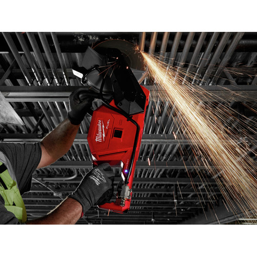 Milwaukee 2786-22HD M18 FUEL Lithium-Ion 9 in. Cut-Off Saw Kit with ONE-KEY (12 Ah) image number 20