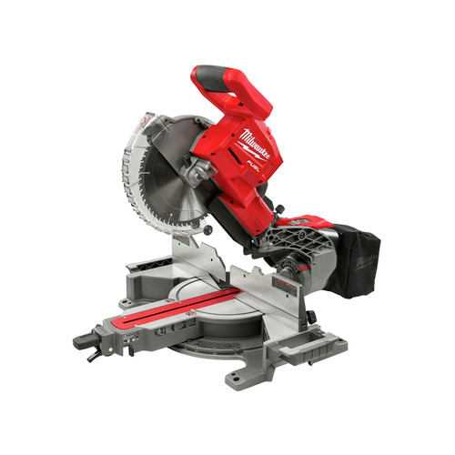 Factory Reconditioned Milwaukee 2734-80 M18 FUEL Dual Bevel Sliding Compound Miter Saw (Tool Only)
