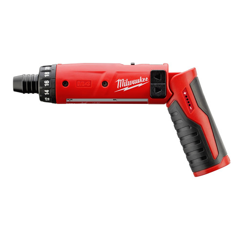 Factory Reconditioned Milwaukee 2101-80 4V Cordless M4 Lithium-Ion 1/4 in. Hex Screwdriver (Bare Tool)