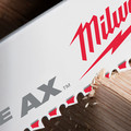 Milwaukee 48-00-5027 Ax 12 in. 5/8 in. TPI Demo Blades image number 2