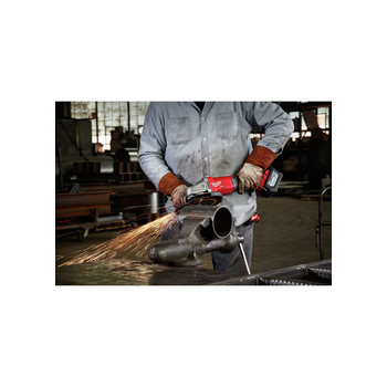 Milwaukee 2785-21HD M18 FUEL 7 in. / 9 in. Large Angle Grinder Kit image number 7