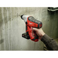 Milwaukee 2412-22XC M12 Lithium-Ion 1/2 in. SDS Plus Rotary Hammer Kit with 2 XC Batteries image number 7