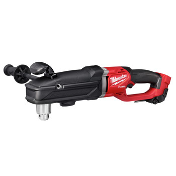Milwaukee 2809-20 M18 FUEL SUPER HAWG Lithium-Ion 1/2 in. Cordless Right Angle Drill (Tool Only) image number 1
