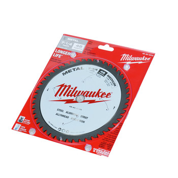 Milwaukee 48-40-4235 7-1/4 in. Metal Cutting Circular Saw Blade