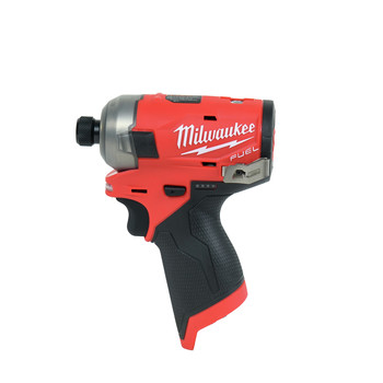 Milwaukee 2551-20 M12 FUEL SURGE 1/4 in. Hex Hydraulic Driver (Tool Only) image number 1