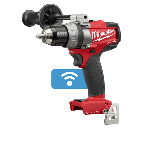 Factory Reconditioned Milwaukee 2705-80 M18 FUEL Lithium-Ion Brushless 1/2 in. Cordless Drill Driver with ONE-KEY (Tool Only) image number 0
