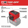 Milwaukee 2846-20 M18 TOP-OFF Lithium-Ion 175-Watt Cordless Portable Power Supply Inverter (Tool Only) image number 2