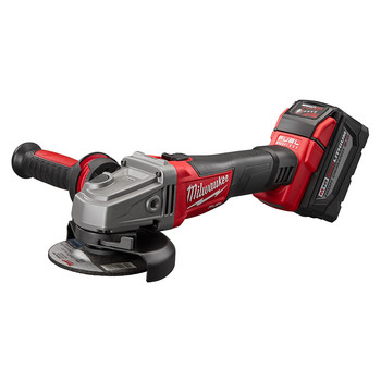 Milwaukee 2781-22HD M18 FUEL 5 in. Grinder Kit with Lock-On Slide Switch image number 1