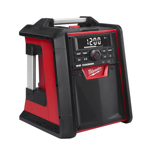 Milwaukee 2792-20 M18 18V Jobsite Radio and Charger image number 0