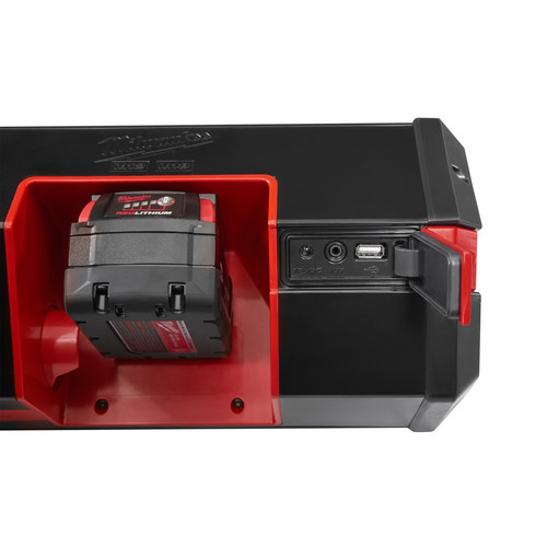 Milwaukee 2891-20 M18/M12 Wireless Jobsite Speaker image number 5