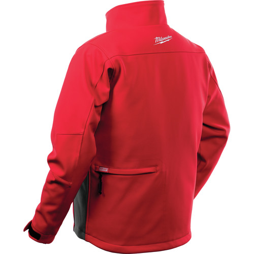 Milwaukee 202R-202X M12 12V Li-Ion Heated ToughShell Jacket (Jacket Only) - 2XL image number 2