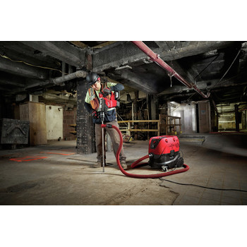 Milwaukee 2718-22HD M18 FUEL 1-3/4 in. SDS MAX Rotary Hammer with ONE KEY and (2) 12 Ah Batteries image number 9