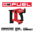 Milwaukee 2749-20 M18 FUEL Lithium-Ion 18 Gauge 1/4 in. Cordless Narrow Crown Stapler (Tool Only) image number 10