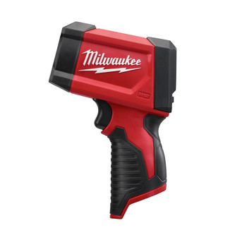 Milwaukee 2278-20 M12 12V Cordless Lithium-Ion 12:1 Infrared Temp-Gun (Tool Only) image number 1