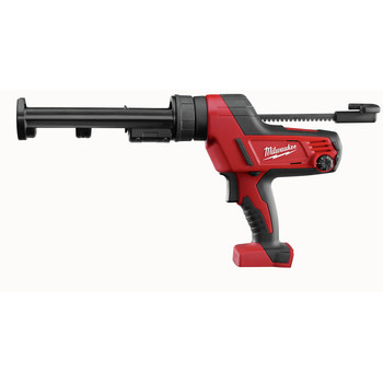 Milwaukee 2641-20 M18 18V Cordless Lithium-Ion Caulk/Adhesive Gun with 10 oz. Carriage (Tool Only) image number 1