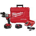 Milwaukee 2805-22 M18 FUEL Lithium-Ion 1/2 in. Cordless Drill Driver Kit with ONE-KEY (5 Ah) image number 0