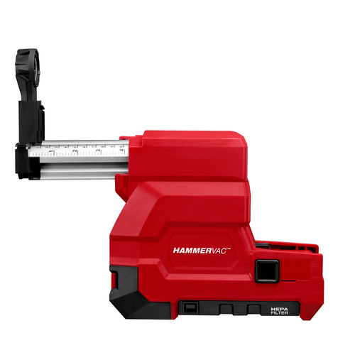 Milwaukee 2715-DE HAMMERVAC Dedicated Dust Extractor for 2715-20 Rotary Hammer image number 0