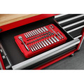 Milwaukee 48-22-9004 1/4 in. Drive 50pc Ratchet & Socket Set (SAE & Metric) image number 5