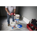 Milwaukee 2810-22 M18 FUEL Lithium-Ion 1/2 in. Cordless Mud Mixer with 180-Degree Handle Kit (5 Ah) image number 8
