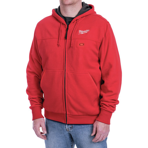 Milwaukee 302R-21L M12 12V Li-Ion Heated Hoodie Kit - Large