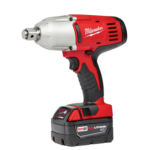 Milwaukee 2664-22 M18 18V Cordless 3/4 in. Lithium-Ion Impact Wrench image number 1