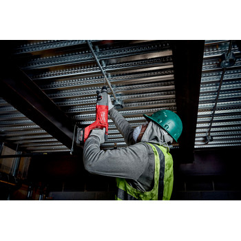 Milwaukee 2713-20 M18 Cordless Lithium-Ion 1 in. SDS Plus D-Handle Rotary Hammer (Tool Only) image number 2